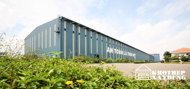 Nhà máy thép xây dựng Pomina 1