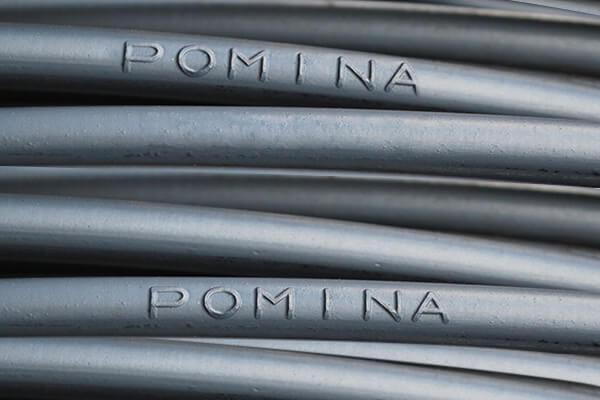 Thép Pomina nhà cung cấp sắt thép số 1 tại việt nam
