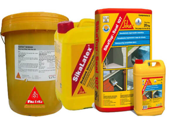 Vật liệu chống thấmLATEX HC