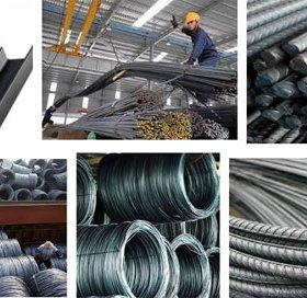 tổng kho hàng sắt thép xây dựng