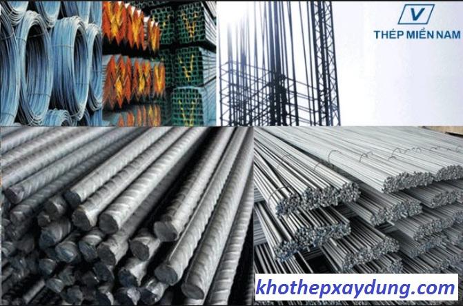 sắt thép xây dựng tại Ninh Thuận