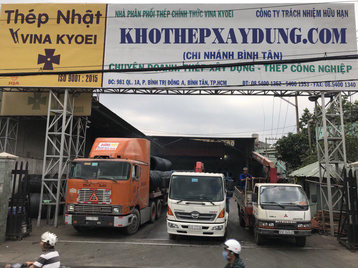 Cửa Hàng Thép tại Quận Phú Nhuận