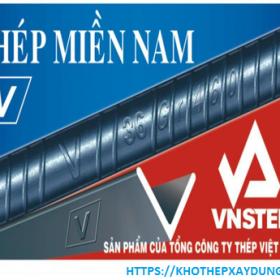 Cửa hàng sắt thép Miền Nam tại TPHCM uy tín nhất