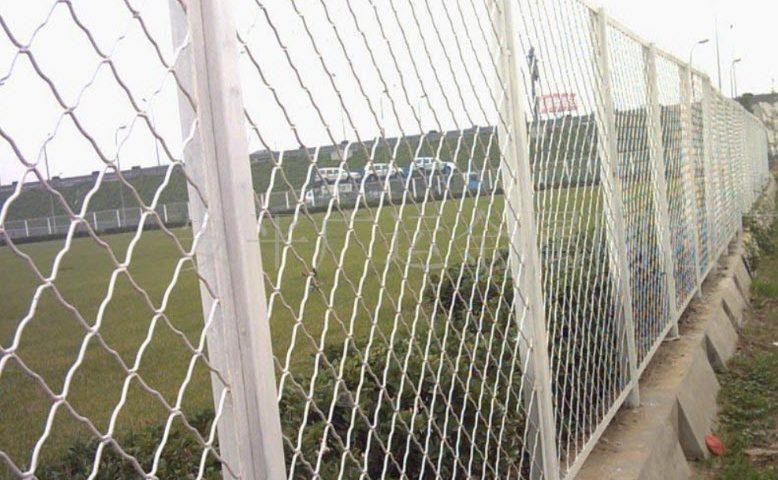 hàng rào dùng lưới b40