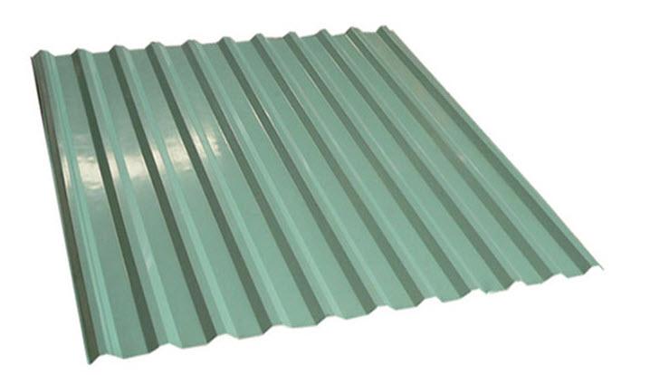 Image result for mái tôn lượn sóng