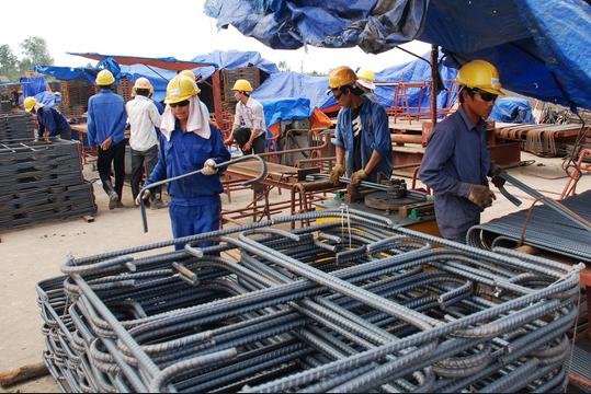 cung cấp thép xây dựng tại ninh thuận