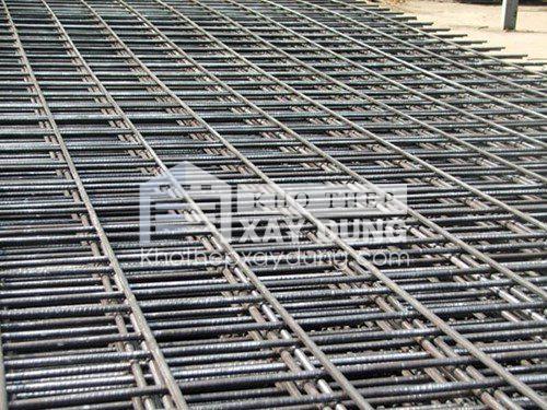 lưới b40 trong xây dựng