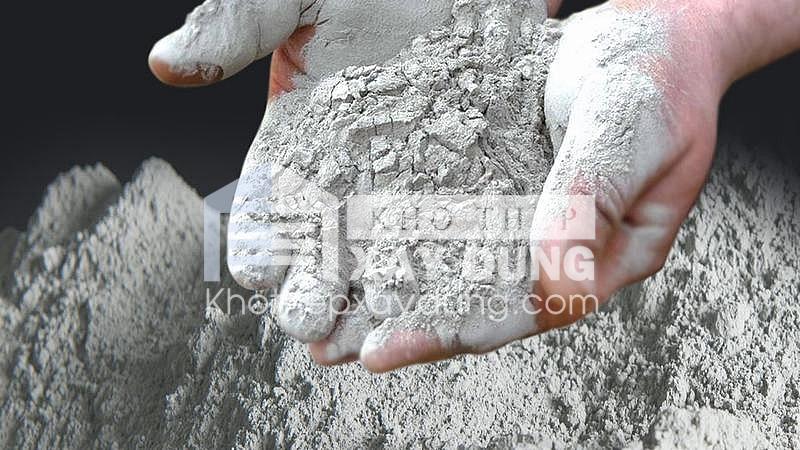 Xi măng là vật liệu xây dựng không thể thiếu với mọi công trình
