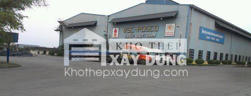 Công ty thép Việt Hàn