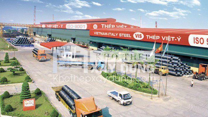 Công ty cổ phần thép Việt Ý