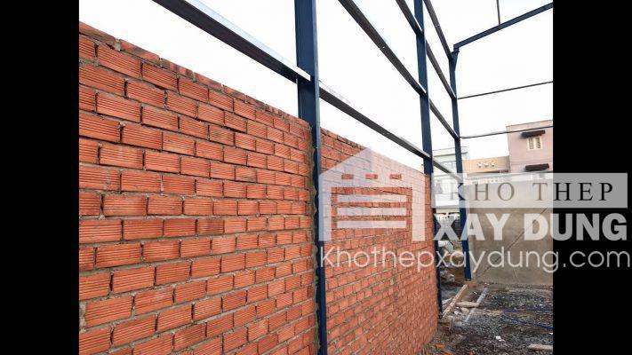 định mức xây tường