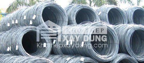 Thép cuộn tròn trơn VSC - Posco