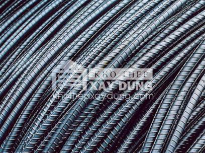 Thép cuộn vằn gai Việt Ý